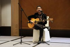 Performance by Dali University student during Gala dinner..JPG