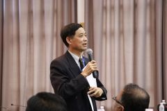 Prof. Wang Liwei of JNU- Chairperson for Technical Session.JPG